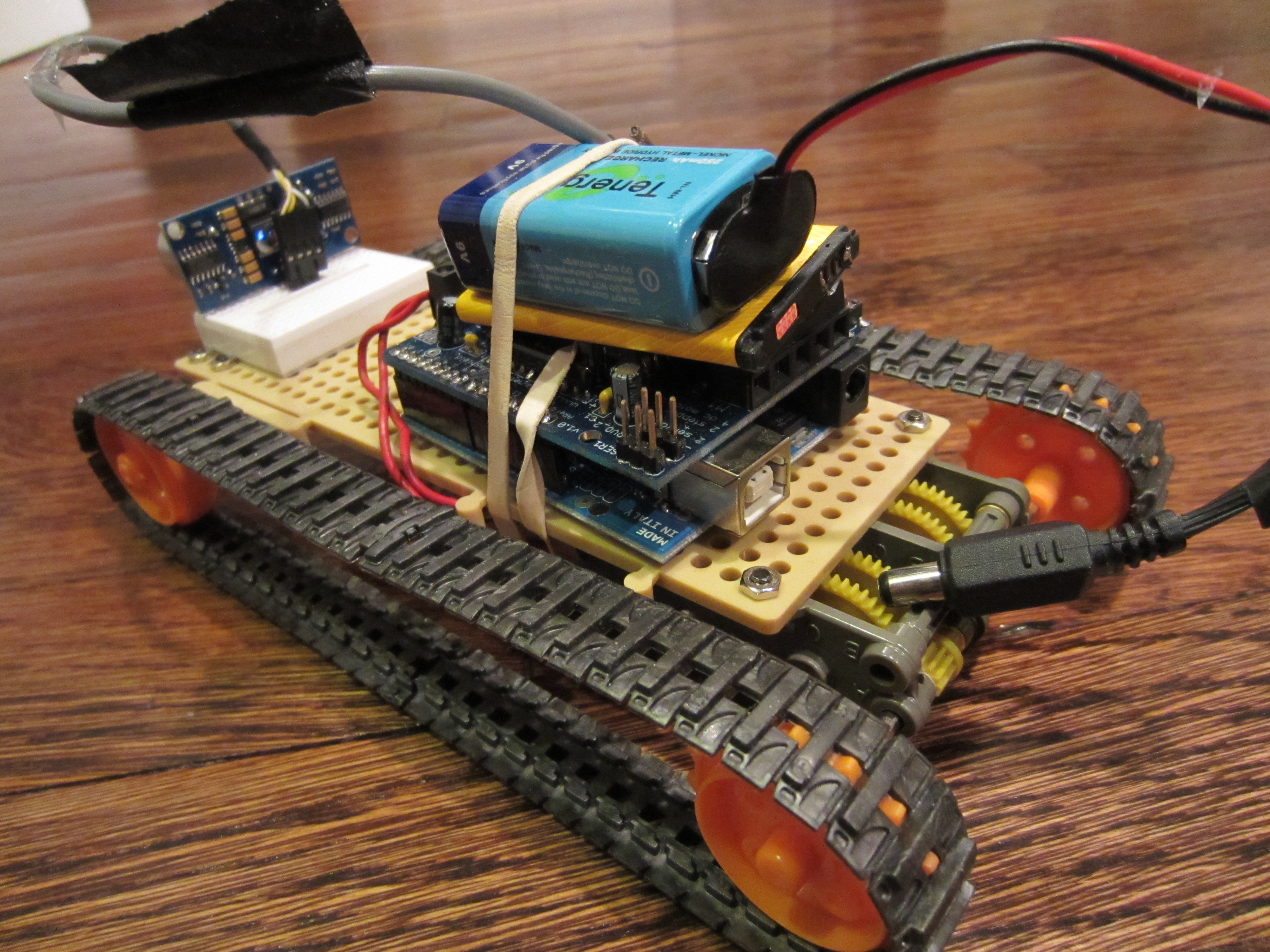 TrackBot Back
