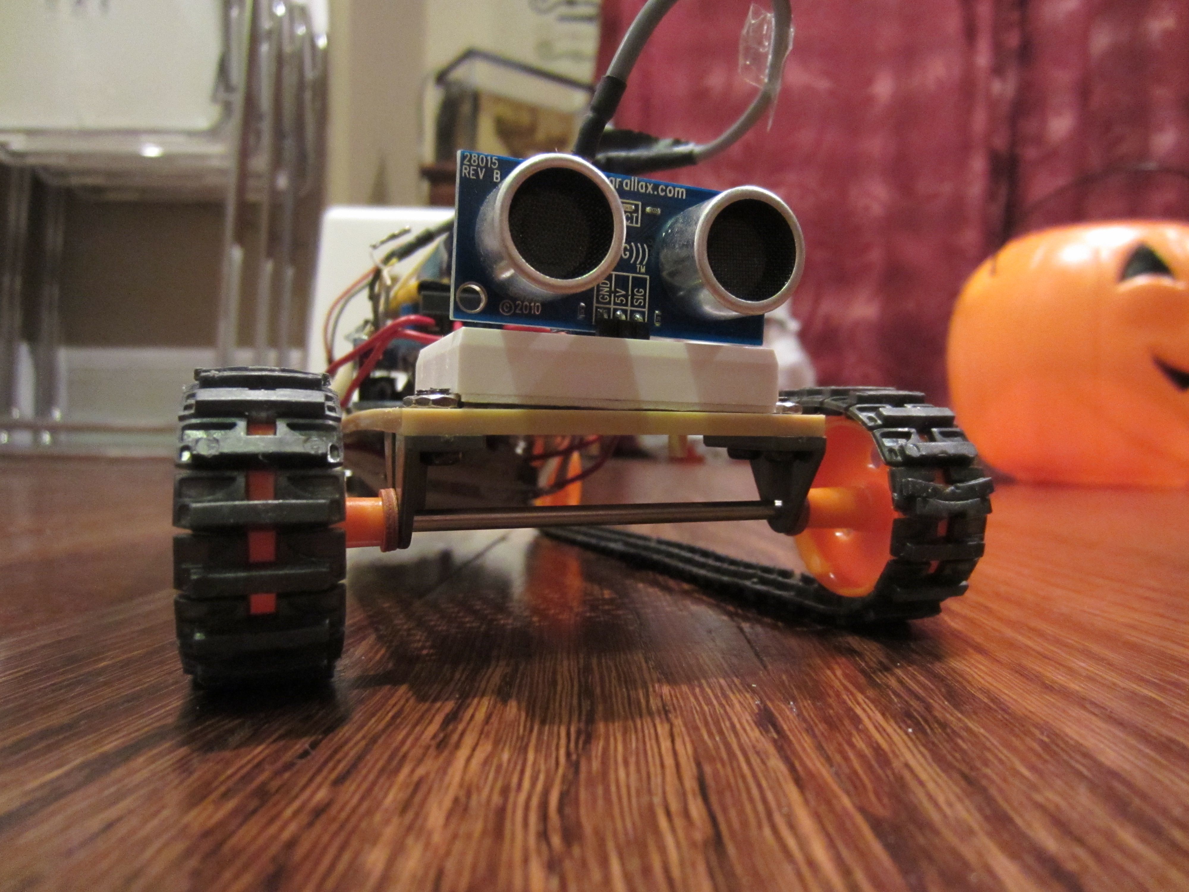 TrackBot Front